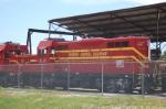 Florida Central Railroad (FCEN) EMD Chopped Nose GP7 No. 57