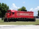 Florida Central Railroad (FCEN) EMD/ATSF CF7 No. 56