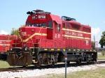 Florida Central Railroad (FCEN) EMD GP7 No. 57