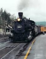 Durango and Siverton 481