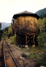 Water Tank on the D&S