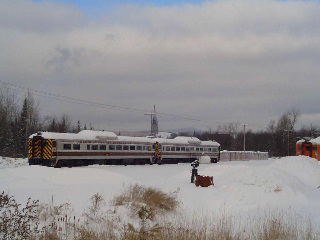 Chemin de fer des cantons de l'Est