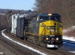 CSX 7385 with Generator load