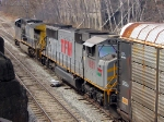 CSX 285 With TFM 1621