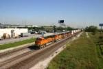 BNSF 7517 to Fresno