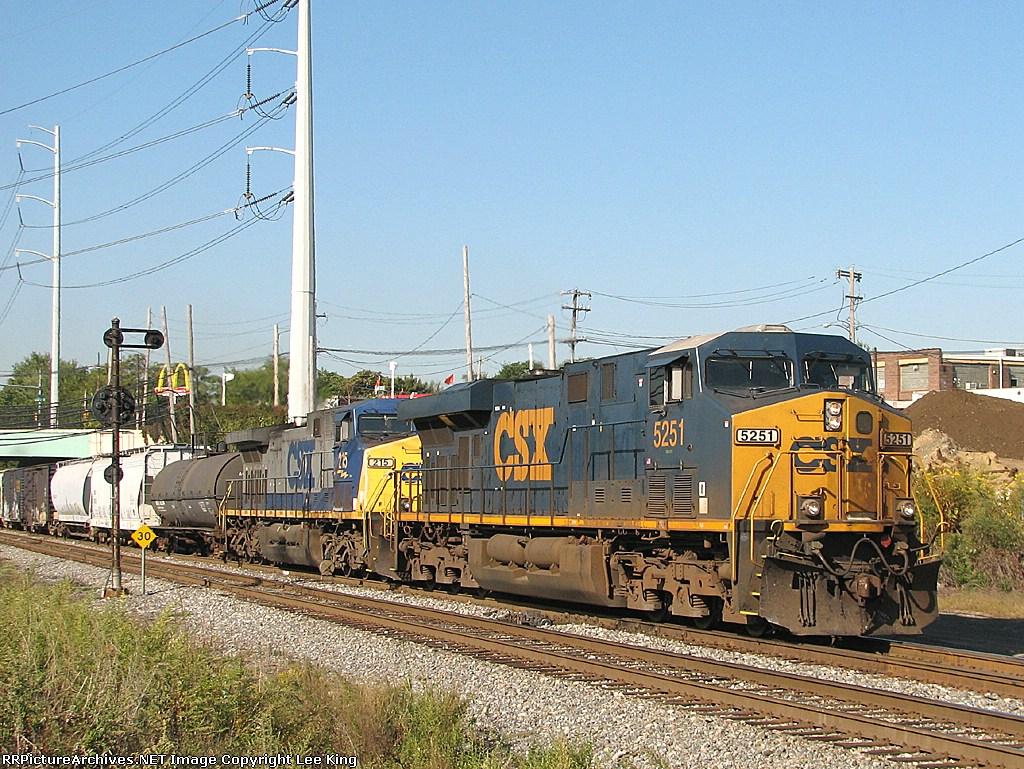 CSX 5251 Q370