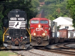 CP 8651 D&H 164 / NS 30J