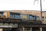 CSX 4758 Q190