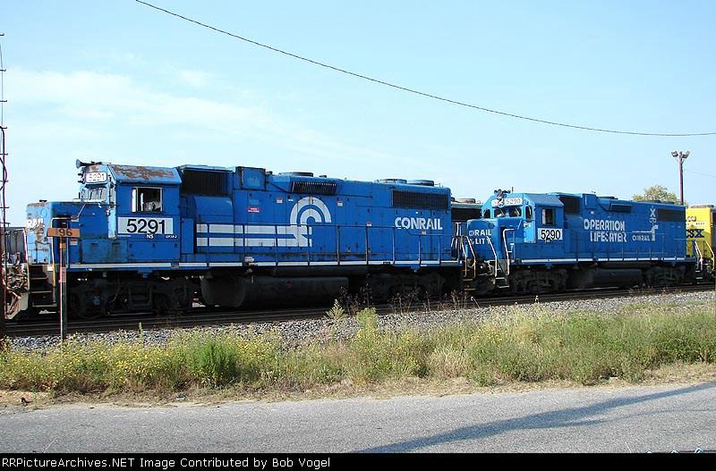 NS 5291 & 5290