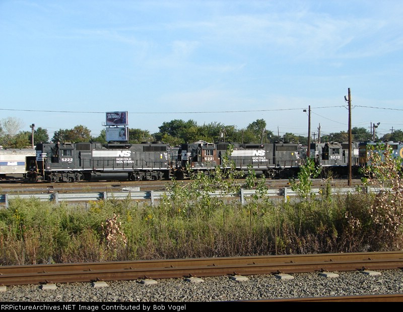 NS 5222, 5221, and 5220