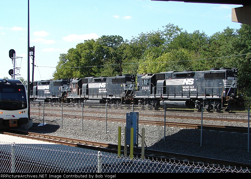 NS 5220, 5221, and 5222