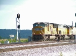 UP 5127 Splits Signals