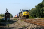 more intermodal heads east
