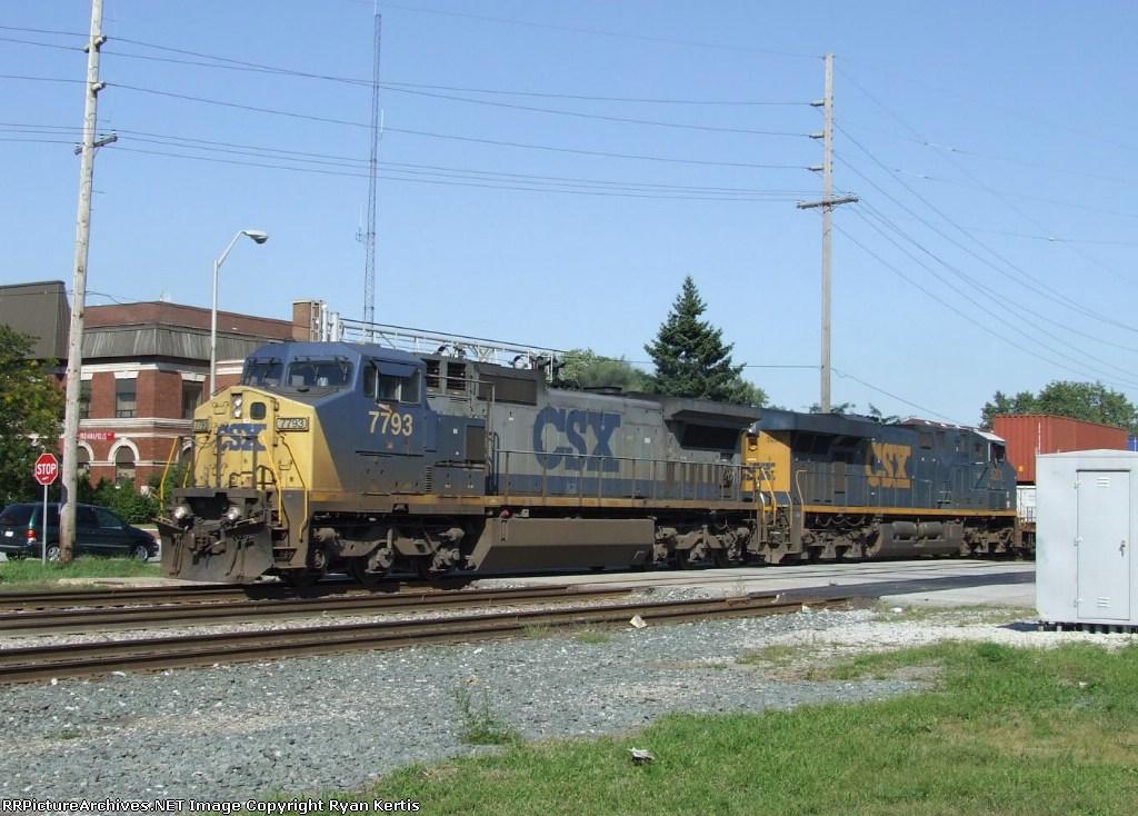 CSX 7793