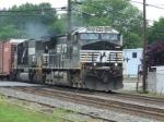 NS eastbound ethanol train