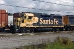 Old Santa Fe we passed