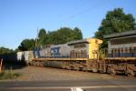 Trailing Engine on Q703
