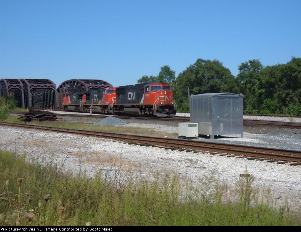 CN 5750, 2675 & 2599