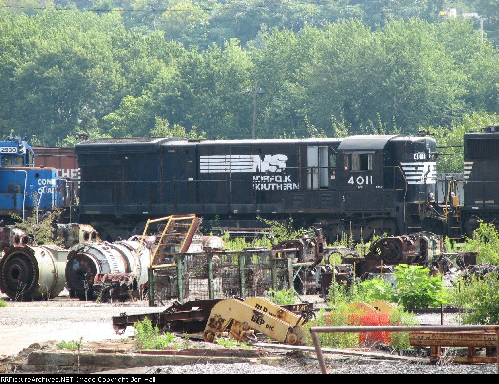 Quite suprising to see this, NS 4011