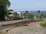 NS 9861 & 6797 splitting the signals at 258 with 11J