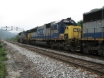 CSX 8535 & 8573