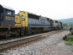 CSX 8535 & 8526