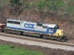 CSX 8595