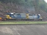 CSX 2346 & 6418