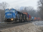 NS 6776 ex Conrail on NS 236 Southbound