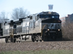 NS 9851 on NS 60A