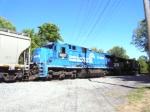 NS 8207 ex Conrail