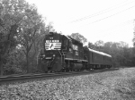 Norfolk Southern Geometry Train
