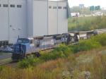 NS 8323 ex Conrail