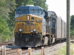 CSX 5262 & CSX 4738 on train AMTK PO52