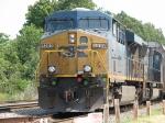 CSX 5262 & CSX 4738 on train AMTK PO52
