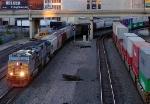 Westbound Empty KCS Grain Train