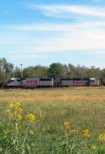 Northbound KCS Manifest