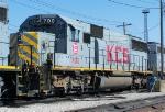 KCS SD40X
