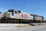 KCS Locomotives