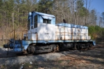 GNRR 77 - Sitting on the siding awaiting its fate