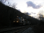 CSX 4701 by WE Coal River Siding