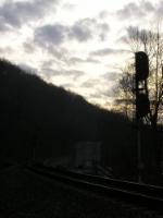 WE of Coal River Siding, Morning Shot.