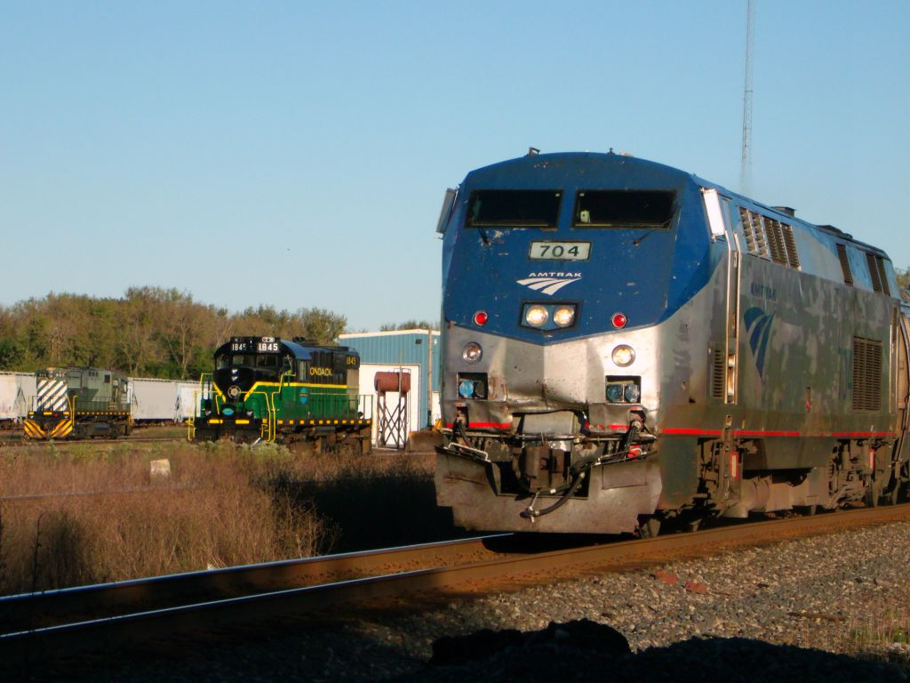 Amtrak 704