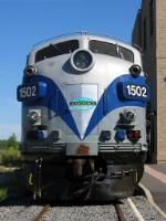 Adirondack Scenic Railroad 1502