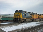 CSXT 7360