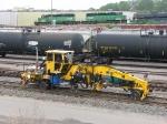 071001032 Trackwork at BNSF Northtown Yard near CTC 44th