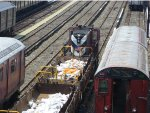 South Brooklyn Railway GE R47 (47 ton) switcher N1