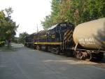 LA&L 423 and B&H 422 with LPG train