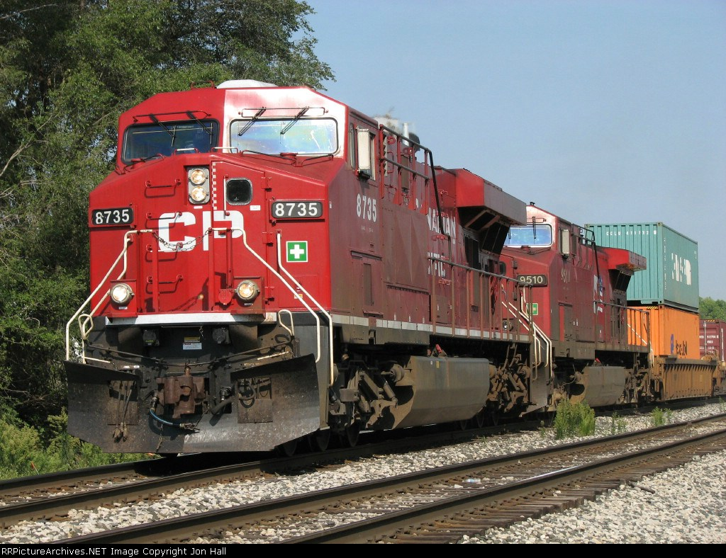 CP 8735 & 9510