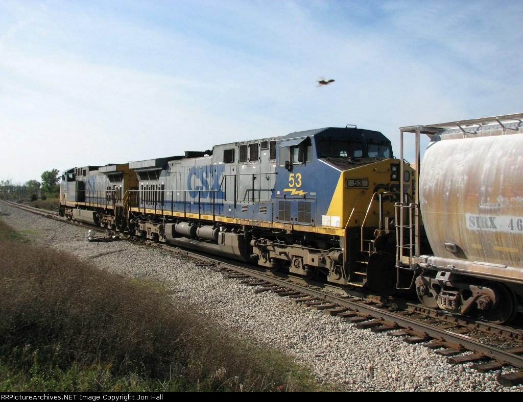 CSX 53 & 47